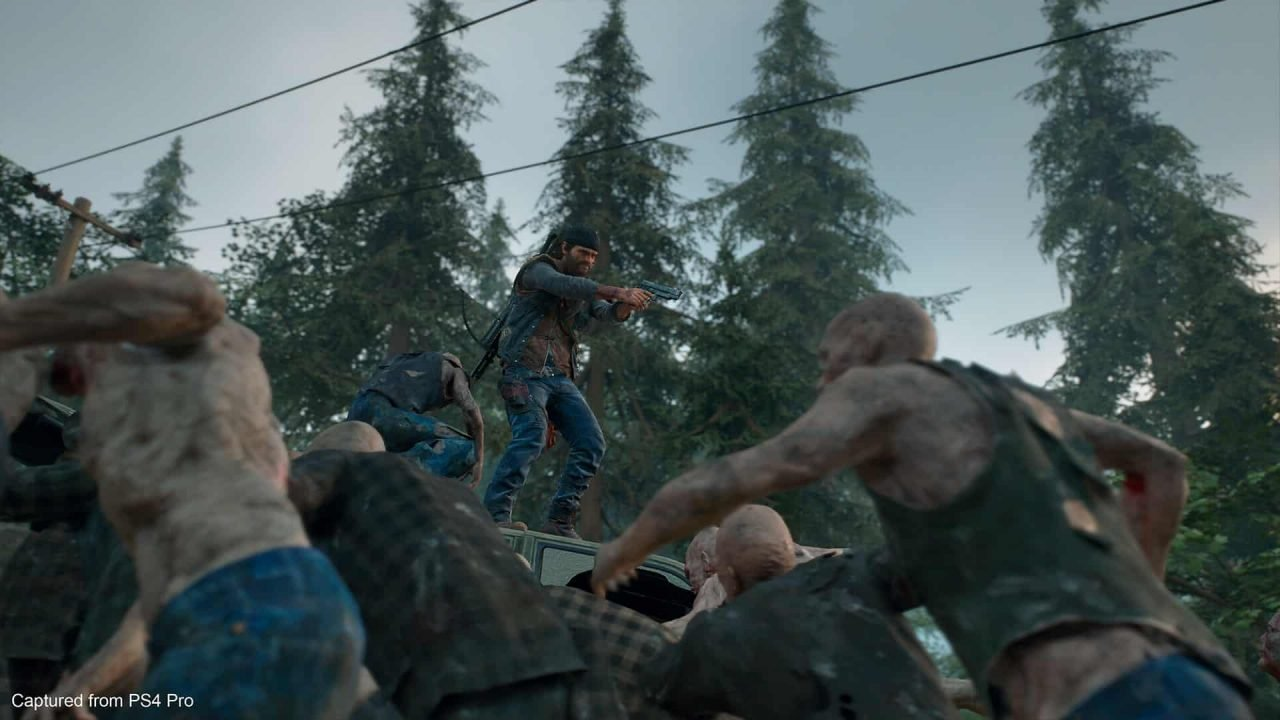Days Gone: A Apocalypse Filled With Hope.....and Bikers 1