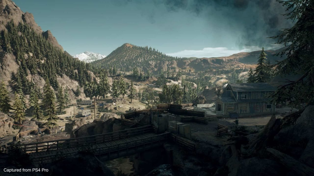 Days Gone: A Apocalypse Filled With Hope.....And Bikers 2