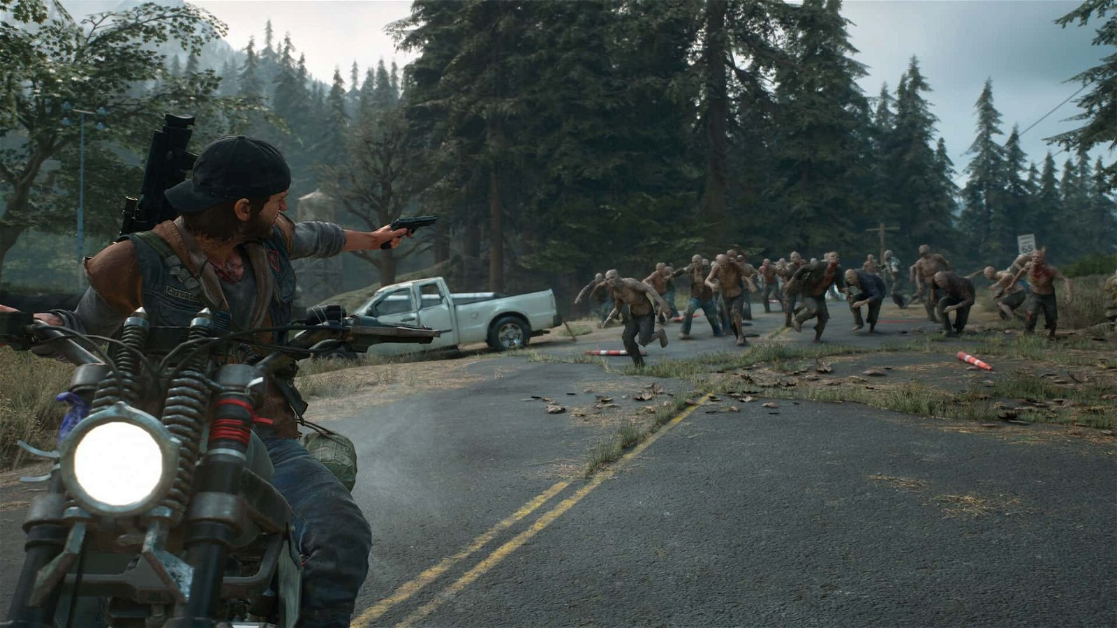 Days Gone: A Apocalypse Filled With Hope.....And Bikers