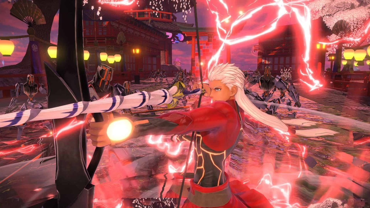 Fate/EXTELLA LINK Review 1