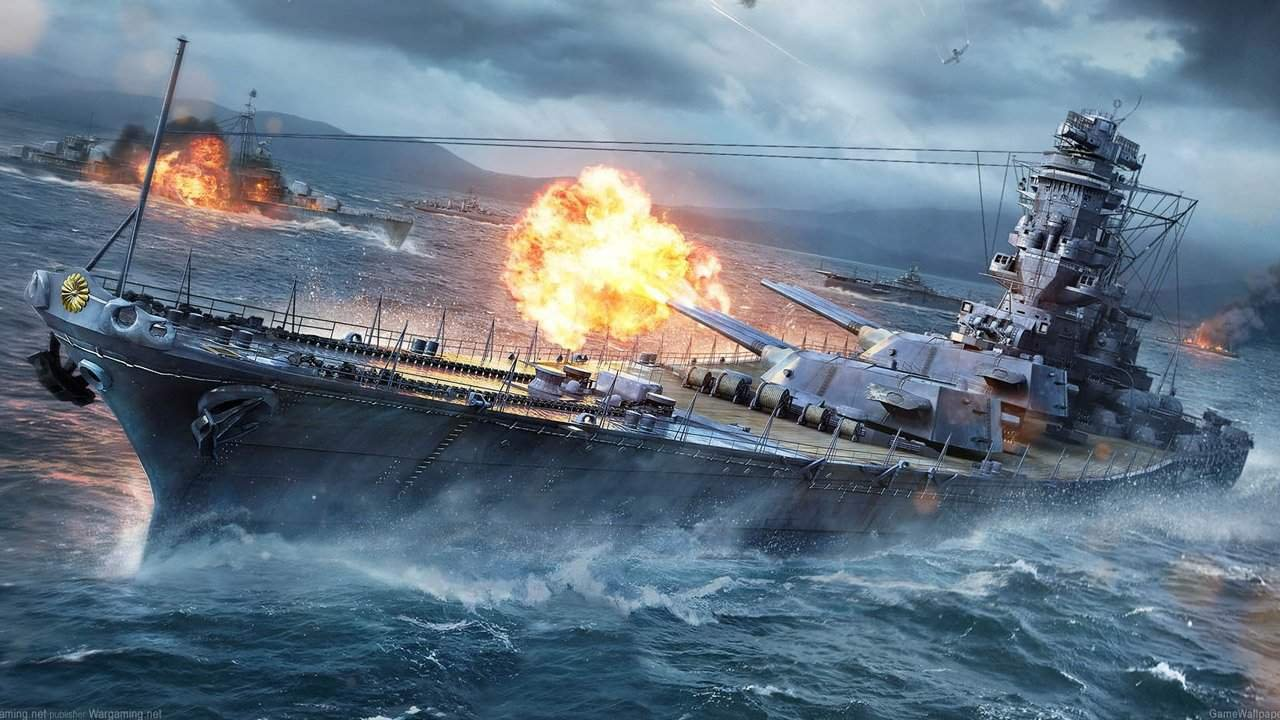 Final World of Warships: Legends Beta Coming to Consoles This April