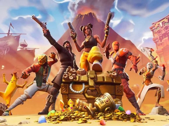 Fortnite: Patch V8.01 Brings Treasure Maps and Exciting New Tournaments 1