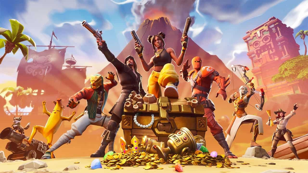 Fortnite: Patch V8.01 Brings Treasure Maps and Exciting New Tournaments 2