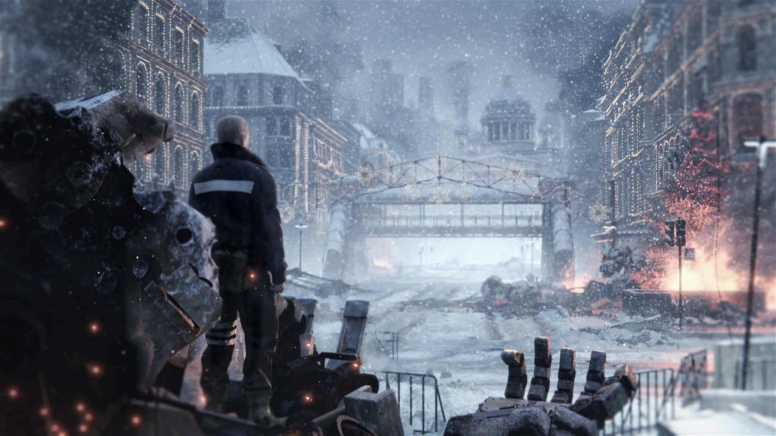 Left Alive (PS4) Review 1