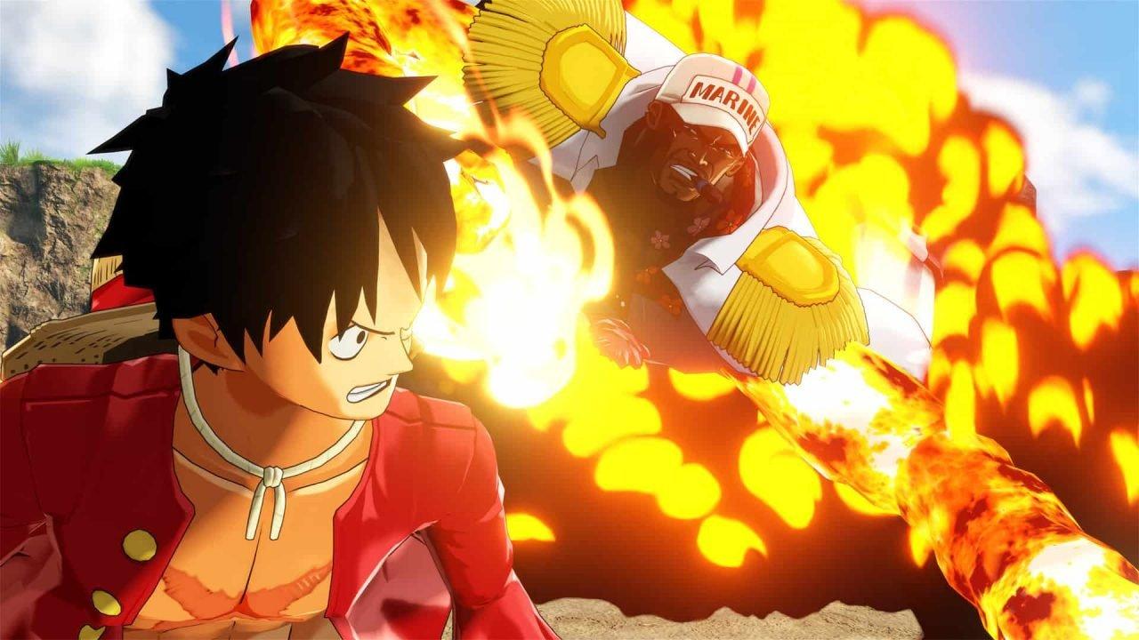 One Piece: World Seeker Review 1