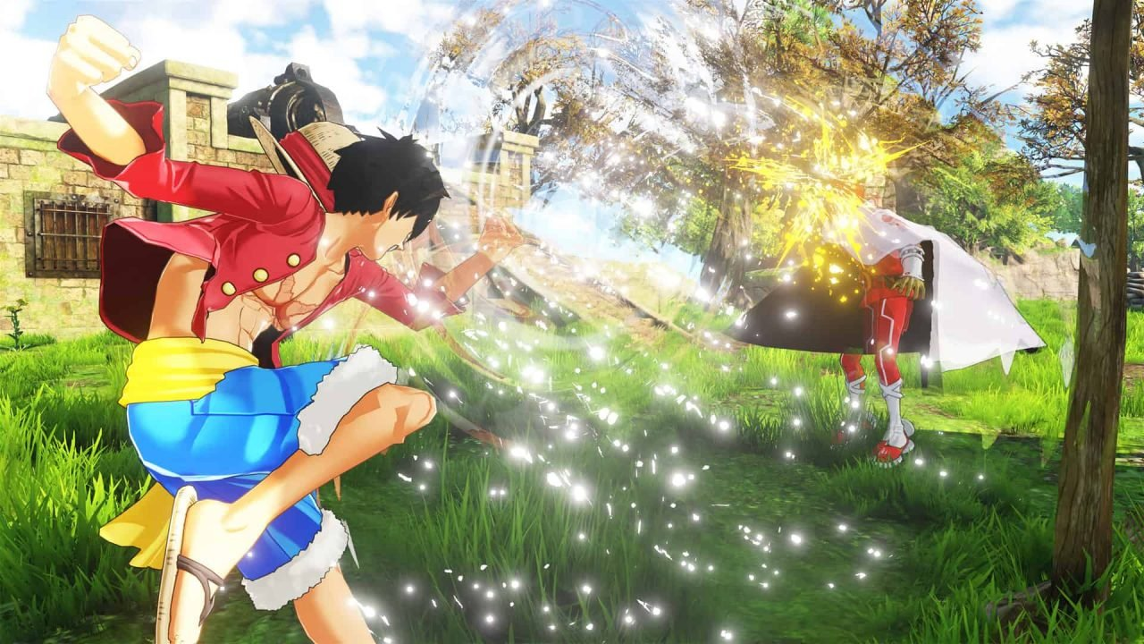 One Piece: World Seeker Review 3