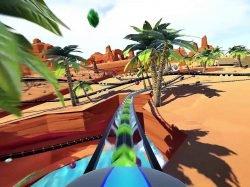 RollerCoaster Tycoon Joyride (PSVR) Review 1