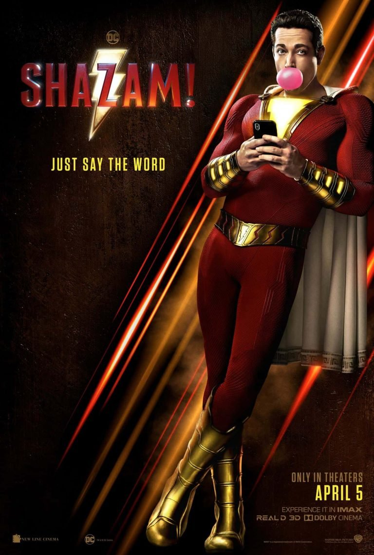Shazam! (2019) Movie Review 1