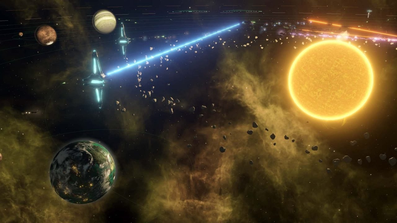 Stellaris: Console Edition Review 1