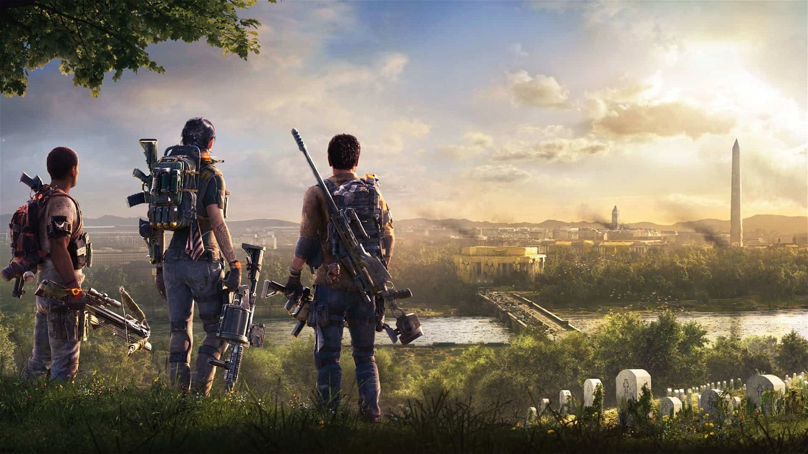 The Division 2 Will Only Be Available for Purchase on the Epic Store and Uplay 1