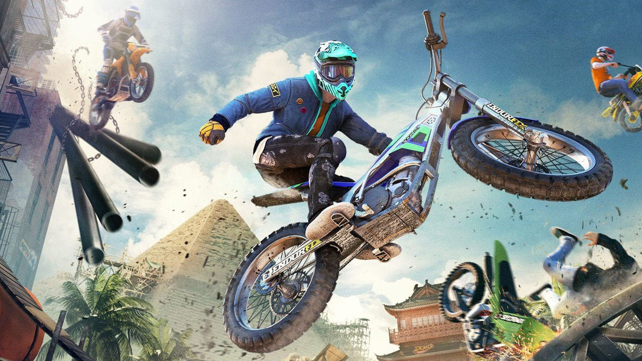 Trials Rising (PS4) Review 2