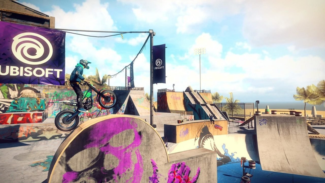 Trials Rising (Ps4) Review 3