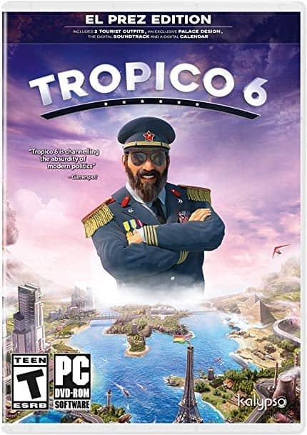 Tropico 6 Review 1