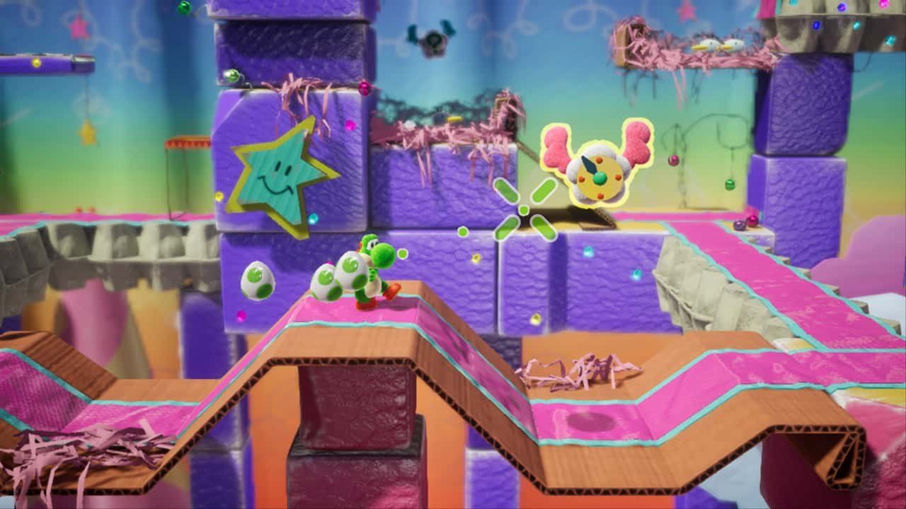 Yoshi's Crafted World (Nintendo Switch) Review 1