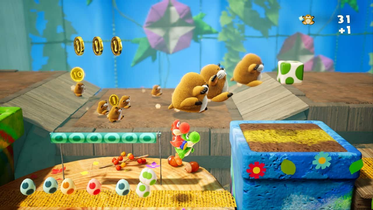 Yoshi's Crafted World (Nintendo Switch) Review 2