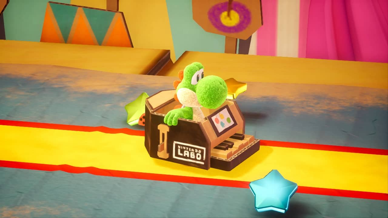 Yoshi's Crafted World (Nintendo Switch) Review 3