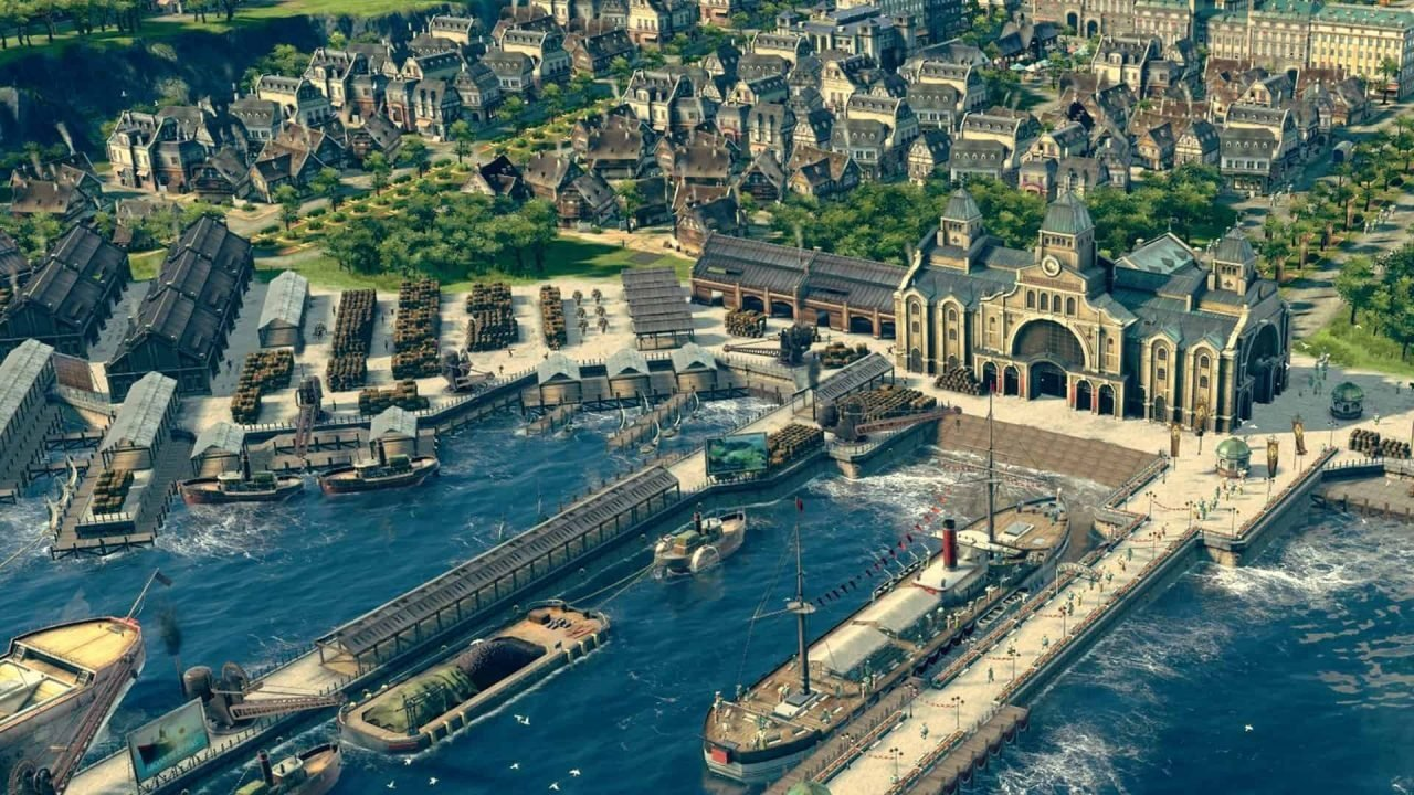 Anno 1800 Review 2