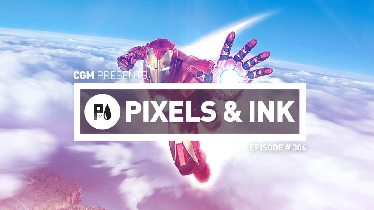 Pixels & Ink 304 - Welcome Back VR