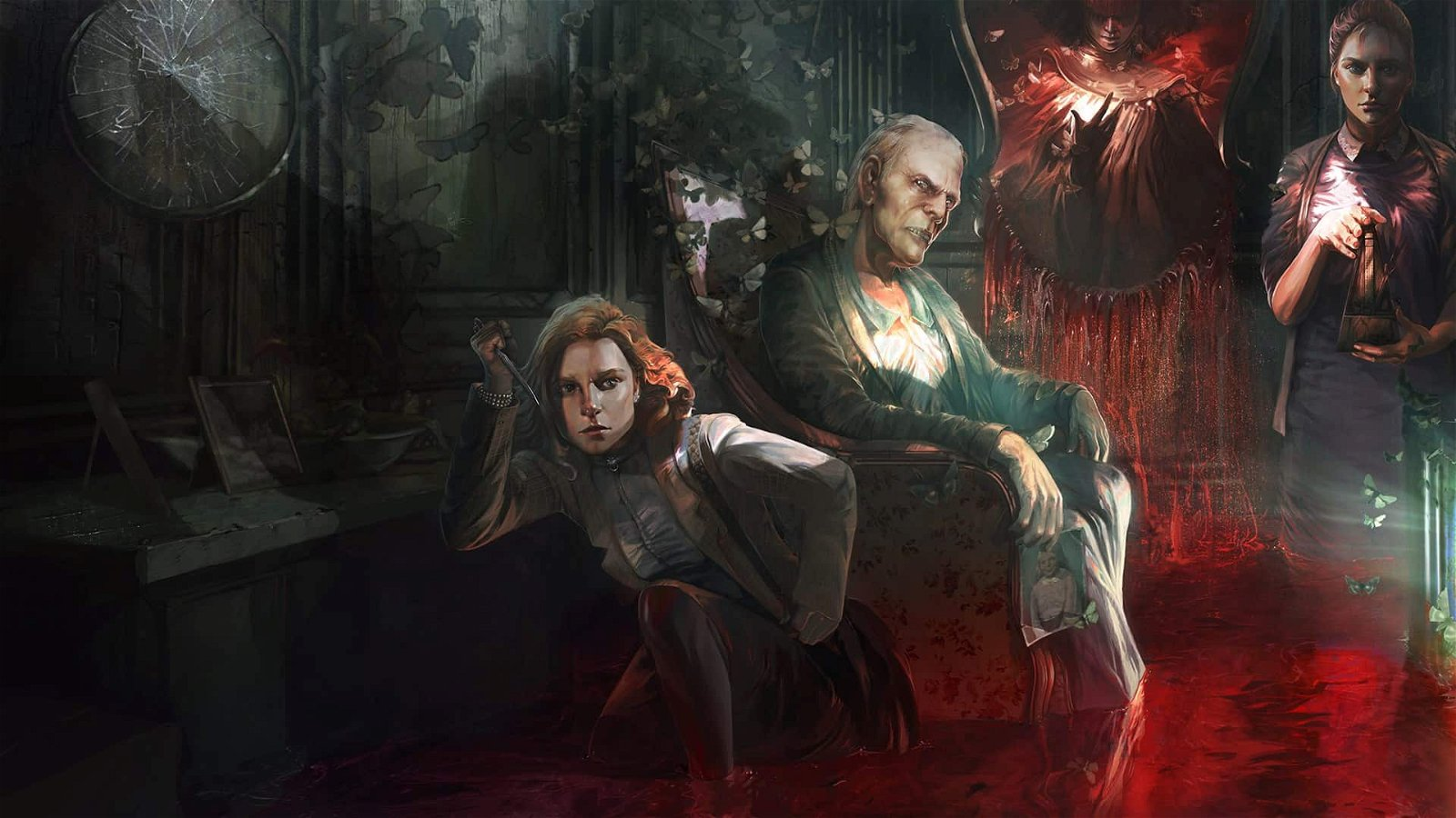 """Sequel to Horror Game """"Remothered"""" Announced Along With New Publisher Partnership"""