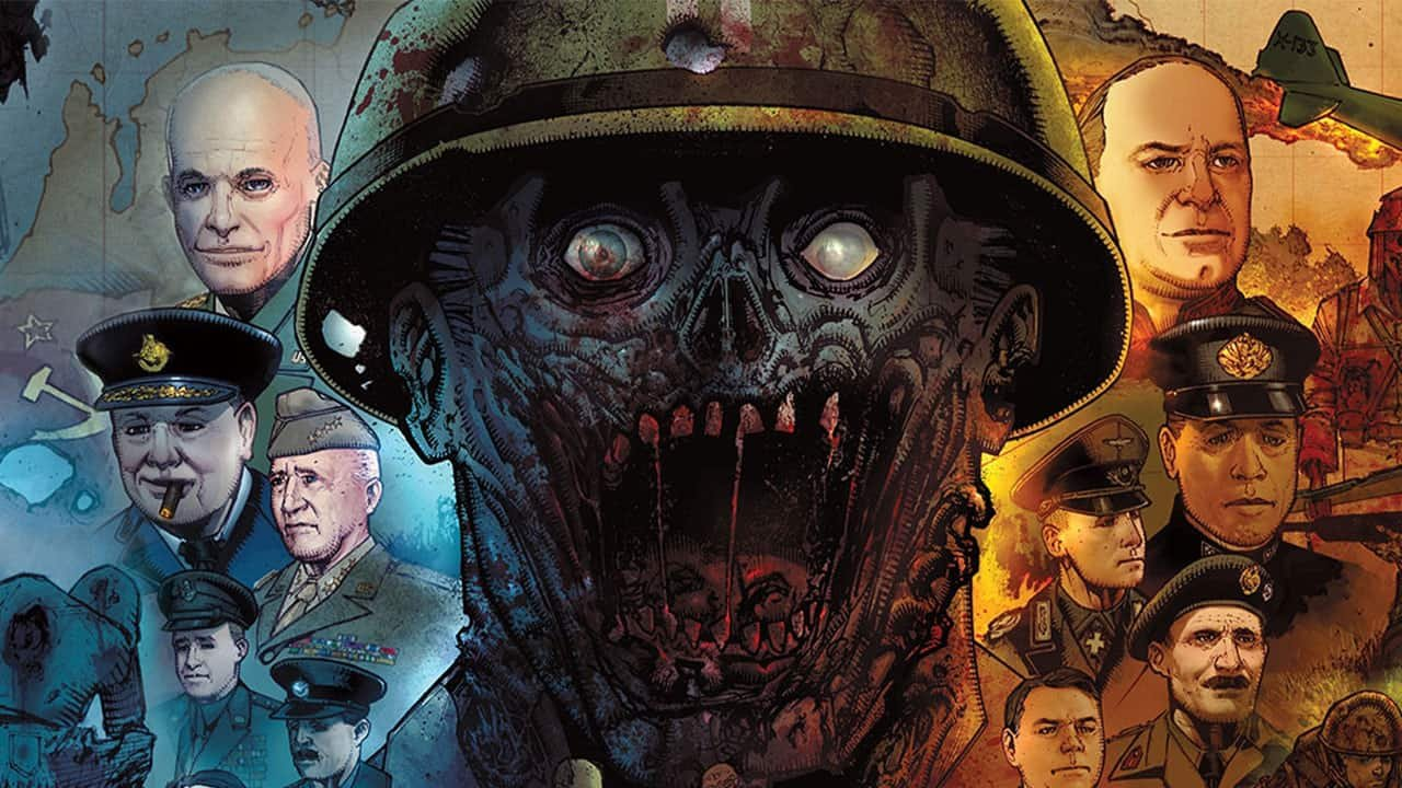 Axis & Allies & Zombies Review 2