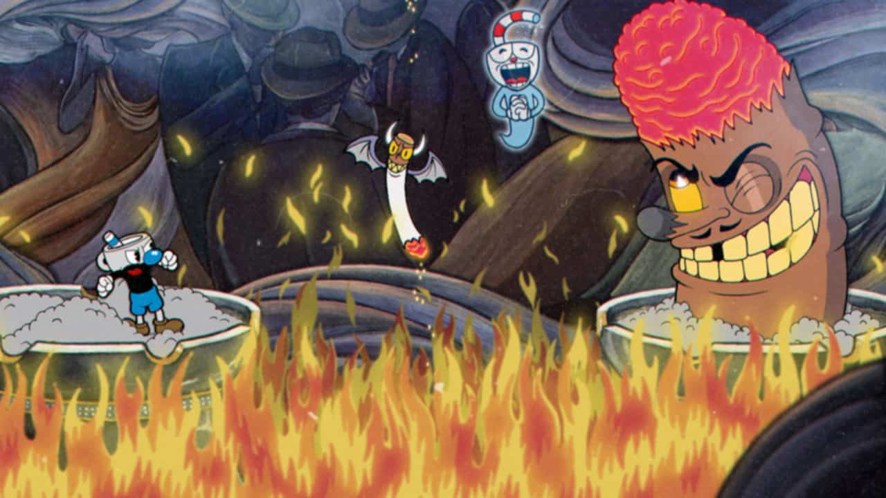 Cuphead (Switch) Review 4