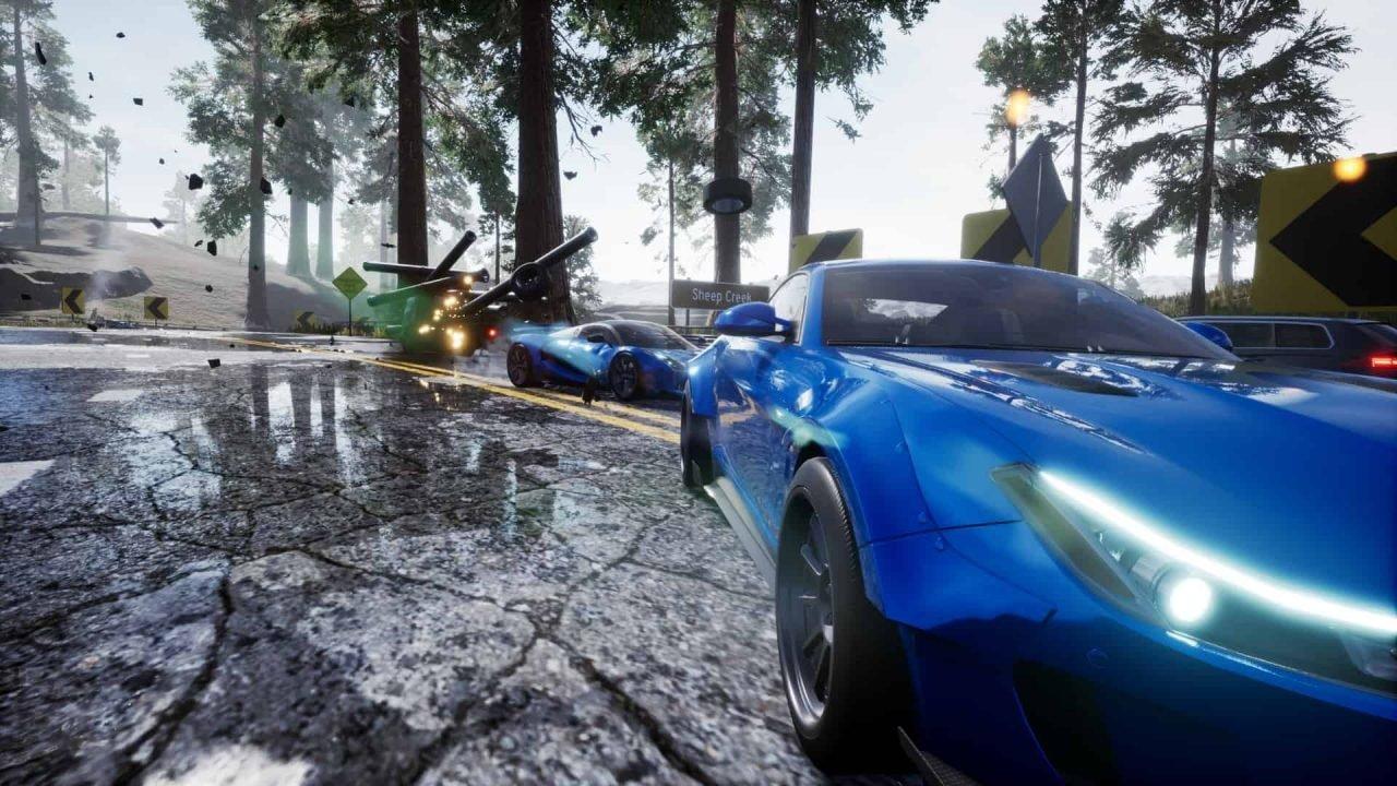 Dangerous Driving Review 3