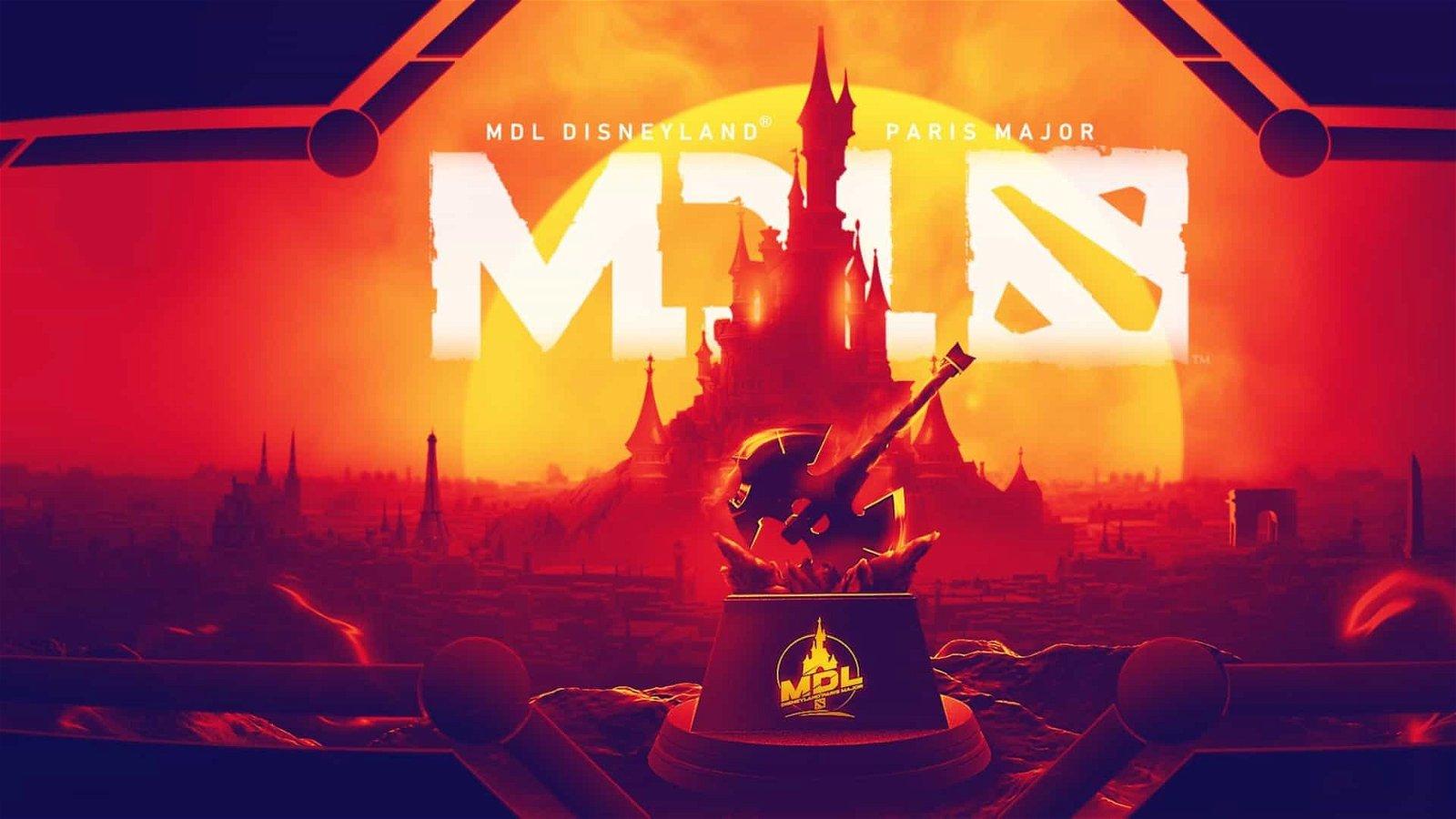 Dota 2 MDL Disneyland Paris Tournament Preview