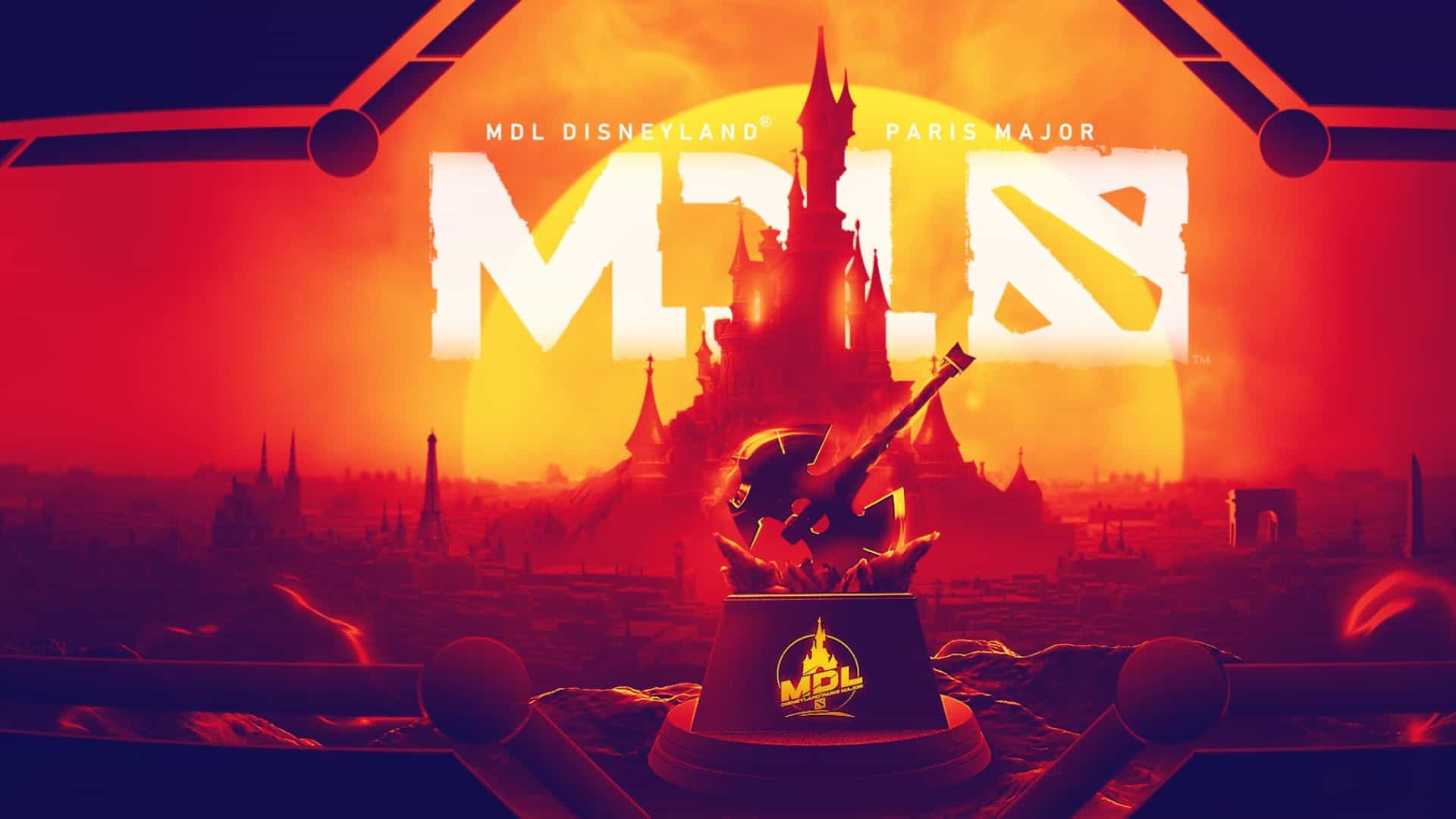 Dota 2 MDL Disneyland Paris Tournament Preview 1