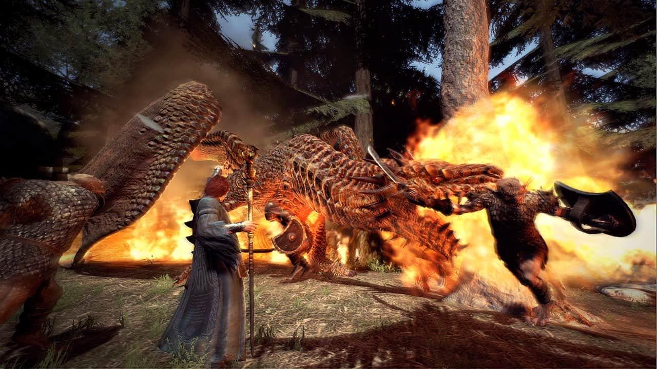 Dragon's Dogma: Dark Arisen (Switch) Review 2