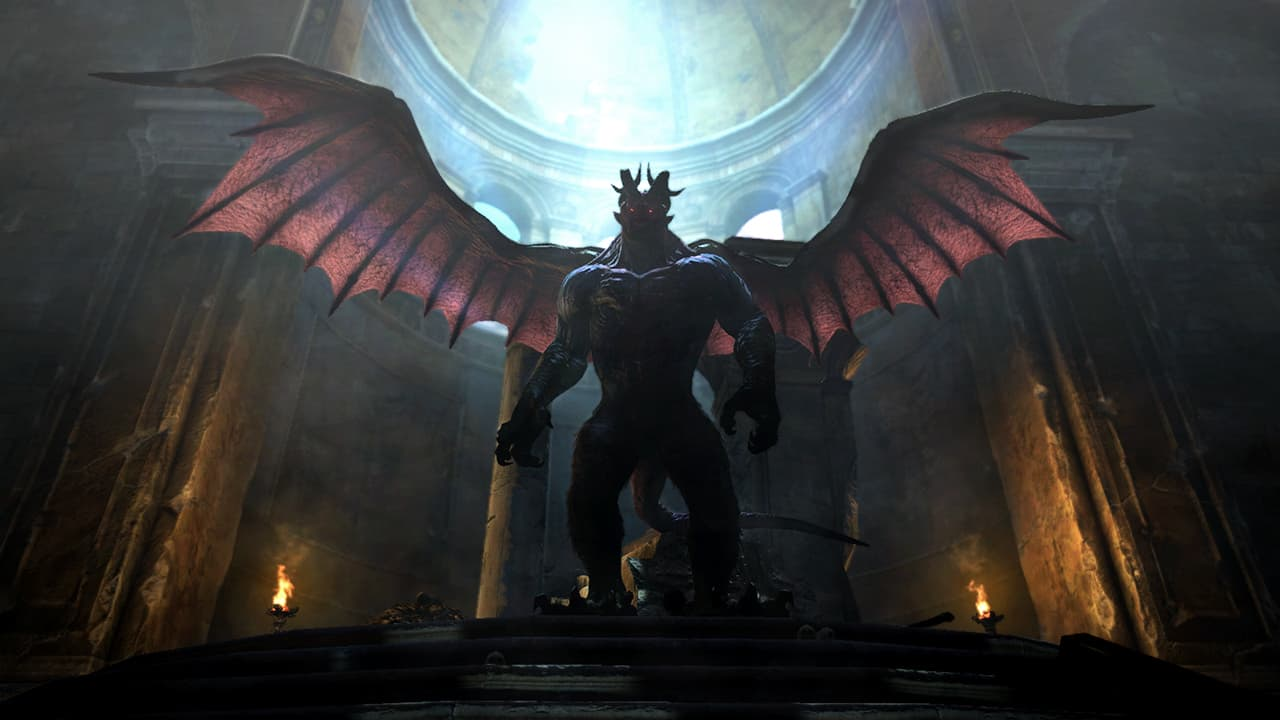 Dragon's Dogma: Dark Arisen (Switch) Review 1