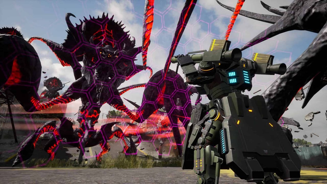 Earth Defense Force: Iron Rain (PS4) Review 1