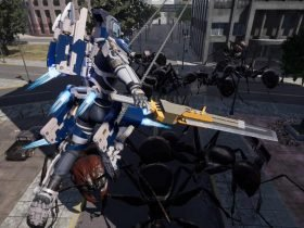 Earth Defense Force: Iron Rain (PS4) Review
