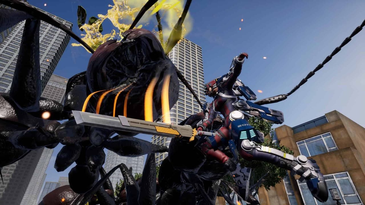 Earth Defense Force: Iron Rain (Ps4) Review 4
