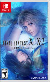 Final Fantasy X/X-2 Switch Review
