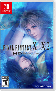 Final Fantasy X/X-2 Switch Review 1