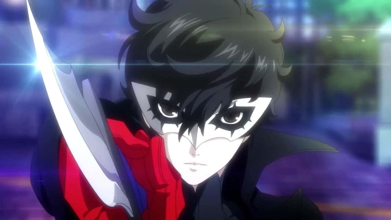Hack-and-Slash Persona 5 Scramble: The Phantom Strikers Announced for PS4 and Switch