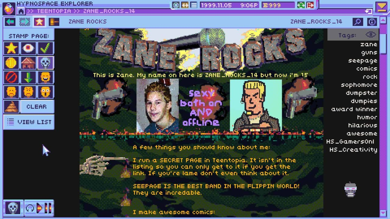 Hypnospace Outlaw Review 2