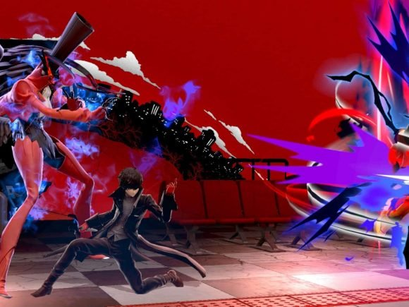 Joker, a Stage Builder, and Video Editing Join Super Smash Bros. Ultimate Today