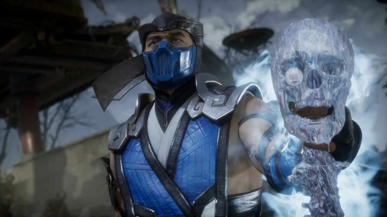 Mortal Kombat 11 (Ps4) Review 1