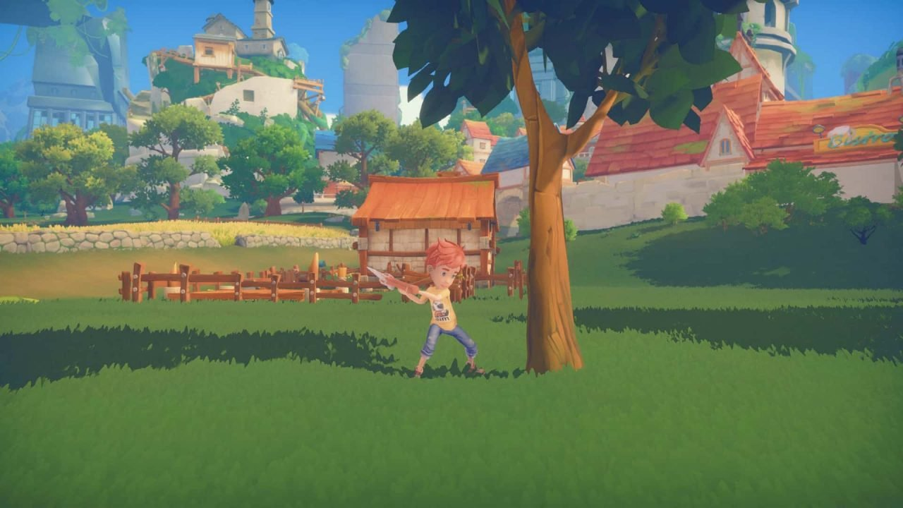 My Time at Portia (PlayStation 4) Review 3