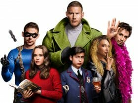 Netflix Renews The Umbrella Academy for Second Season