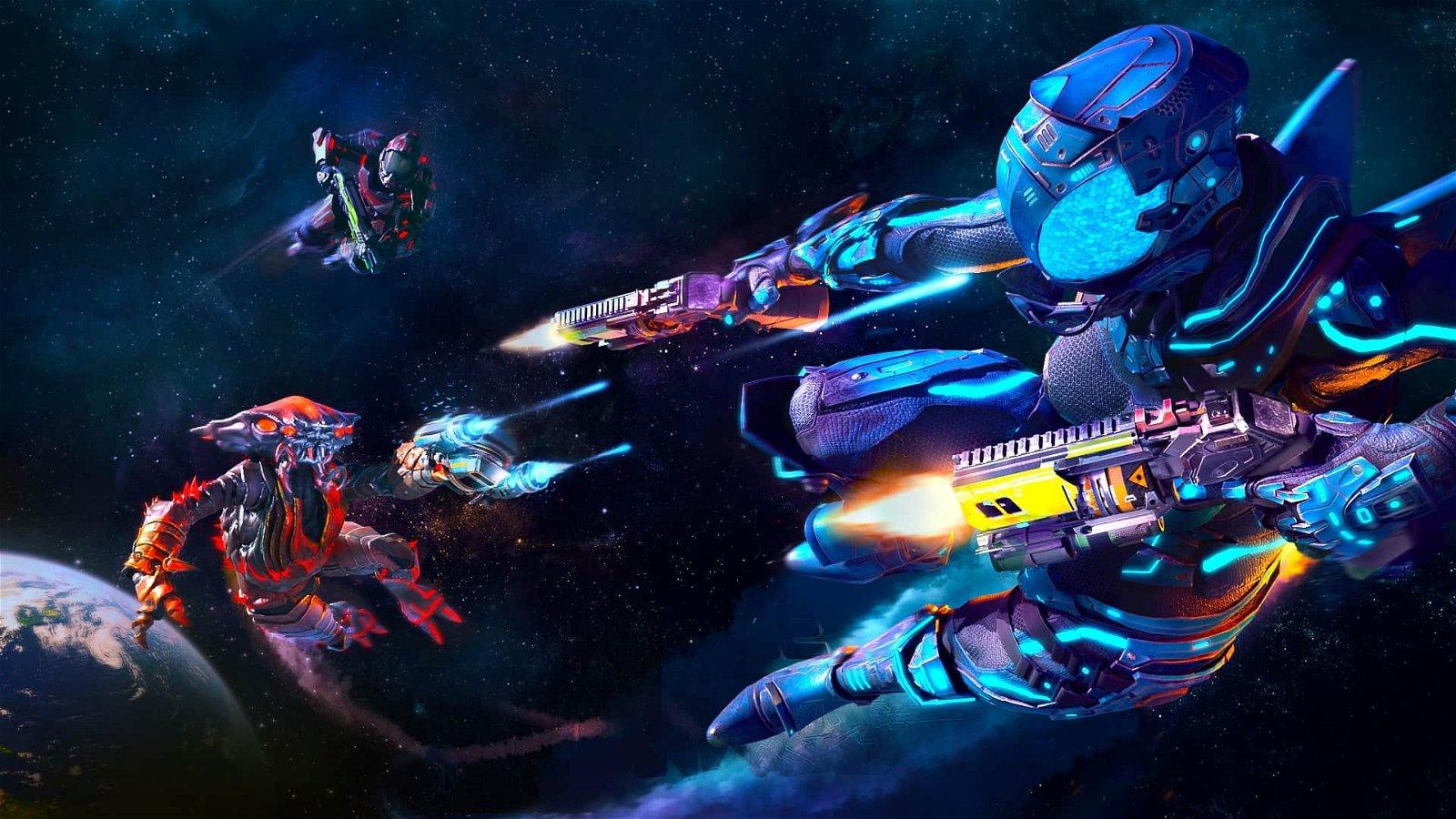Space Junkies (PSVR) Review 1