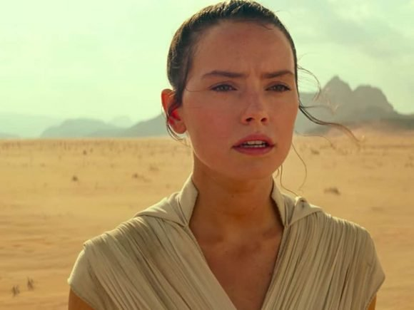 Star Wars Episode IX Teaser Unveils Title: 'The Rise of Skywalker'