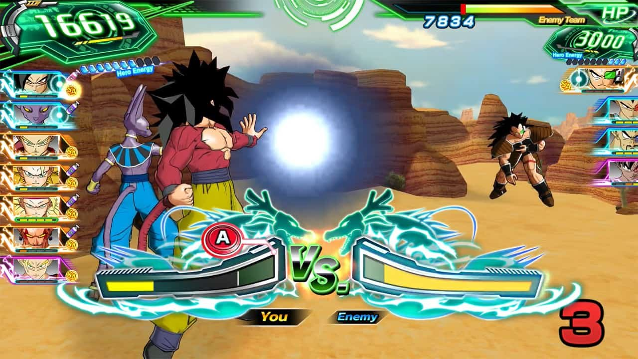 Super Dragon Ball Heroes: World Mission (Switch) Review 3
