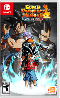 Super Dragon Ball Heroes: World Mission (Switch) Review 4