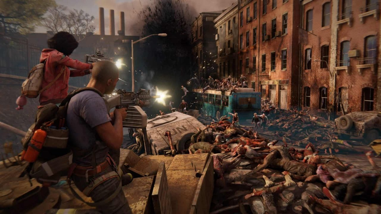 World War Z Review 3
