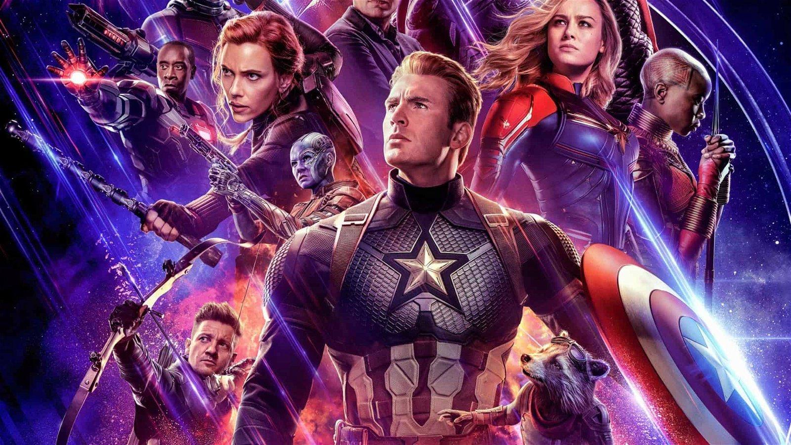 5 Biggest Spoilers From Avengers Endgame Cgmagazine