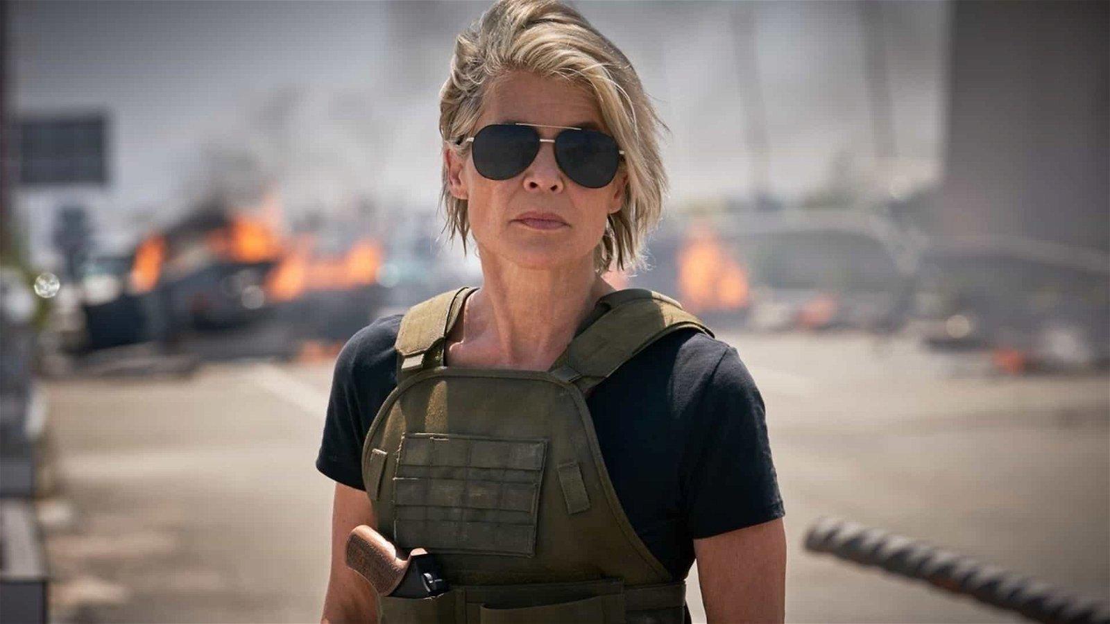 Trailer Teased for 'Terminator: Dark Fate' Featuring Sarah Connor 1