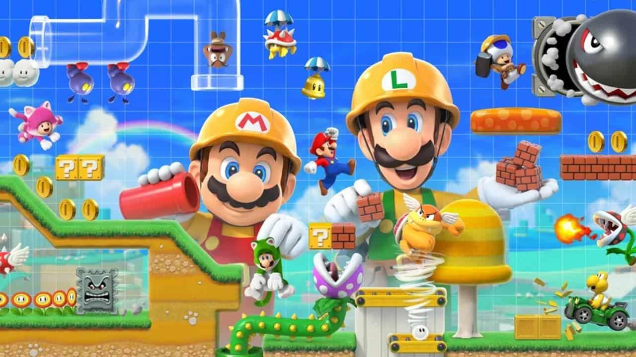 Nintendo Reveals New Super Mario Maker 2 Details