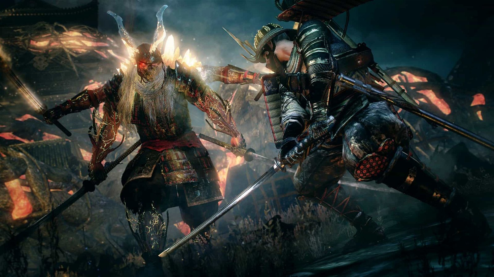 Nioh 2 Closed Alpha Test Announced With Gameplay Reveal Trailer 1